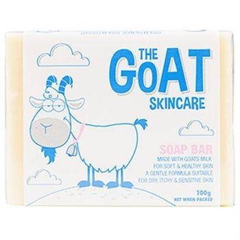 【澳洲進口 The Goat Soap】原味羊奶皂 100克 X 1塊(嘗鮮組 原味100克 X 1 塊組)