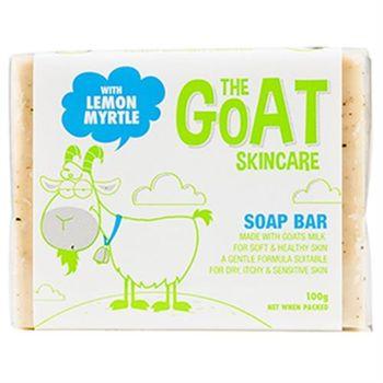 【澳洲進口 The Goat Soap】檸檬羊奶皂 100克 X 1塊(嘗鮮組檸檬味100克 X 1 塊組)