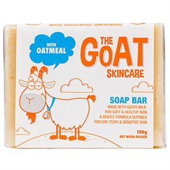 【澳洲進口 The Goat Soap】燕麥羊奶皂 100克 X 1塊(嘗鮮組燕麥味100克 X 1 塊組)