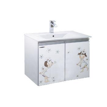 【HCG】浴櫃系列-LCE3406(MO)臉盆浴櫃(含龍頭) LF3162龍頭