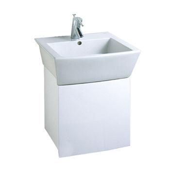 【HCG】浴櫃系列-LCP550臉盆浴櫃(含龍頭) LF510龍頭