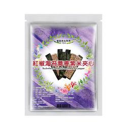 紅椒海苔蕎麥東森網路購物紫米夾心