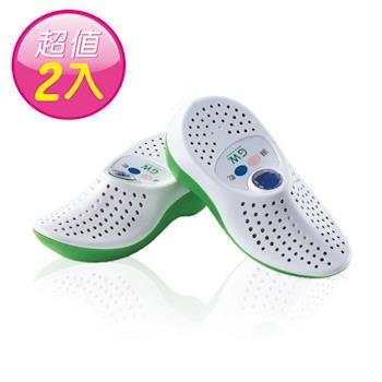 【GW水玻璃】無線式乾鞋機E-150(兩雙)