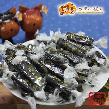 【台灣小糧口】昆布糖-80g x4包組