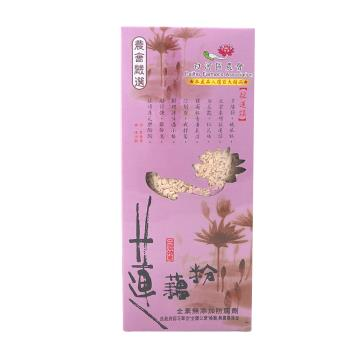 【白河】蓮藕粉 600gx1 (100%在地純蓮藕粉製造)