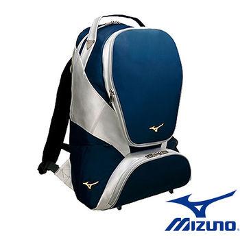 【Mizuno 美津濃】   背包 1FJD401014 (深藍)