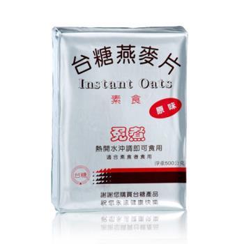 台糖 原味燕麥片X8袋 (500g/袋)