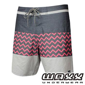 《WAXX》經典系列-LOUD吸濕透氣乾爽男衝浪褲(18吋)