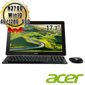 ACER 宏碁 Z3-700 17.3吋 N3700四核 All in One 桌上型電腦