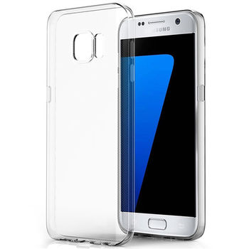 Moctin 三星 Galaxy  S7 Edge 透明保護殼 贈送螢幕保護貼