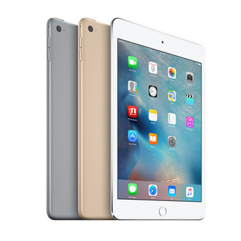 Apple iPad mini 4 16GB 7.9 吋平板電腦 Wi-Fi + Cellular-福利品