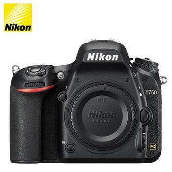 NIKON D750 Body 單機身 不含鏡頭 (公司貨)