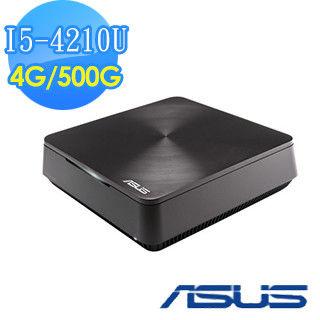 ASUS 華碩 VivoPC VC62 i5-4210U 4G記憶體 500G硬碟 迷你電腦
