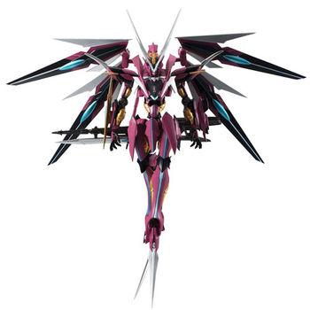 【代理版】ROBOT魂CROSSANGE天使與龍的輪舞焰龍號