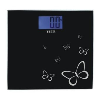 【TECO東元】藍光時尚體重計 XYFWT486