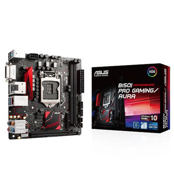 ASUS 華碩 B150I PRO GAMING / AURA mini-ITX 主機板