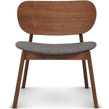 【椅吧】低調工業風歐式餐椅