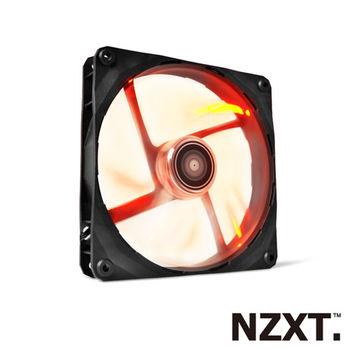 NZXT恩杰 FZ 140mm LED 機殼風扇 (紅光)