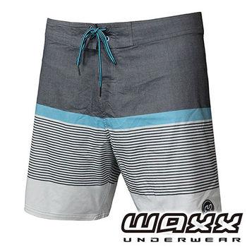 《WAXX》經典系列-BOMB吸濕透氣乾爽男衝浪褲(18吋)