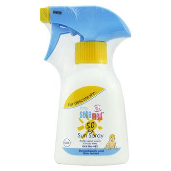 【Sebamed 施巴】5.5嬰兒防曬保濕乳〈SPF50〉200ML