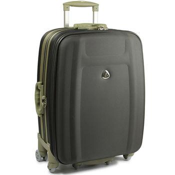【Audi 奧迪】25吋~時尚系列TSA~Audi行李箱/旅行箱M-71725-鐵灰