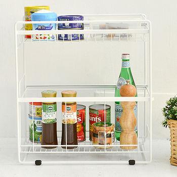 《舒適屋》多功能側拉式瓶罐隙縫架/收納架