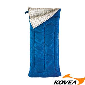 【韓國KOVEA露營戶外用品】康柏 2000中纖睡袋-信封