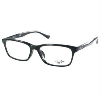 【Ray Ban雷朋】5318D-2000-光學眼鏡(#亮黑)