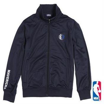 NBA-達拉斯小牛隊休閒外套-深藍(女)