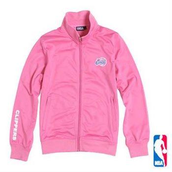 NBA-洛杉磯快艇隊休閒外套-深粉紅(女)