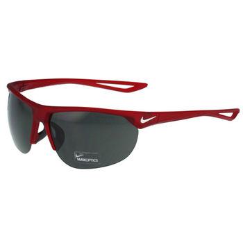 NIKE- 運動太陽眼鏡(紅色)