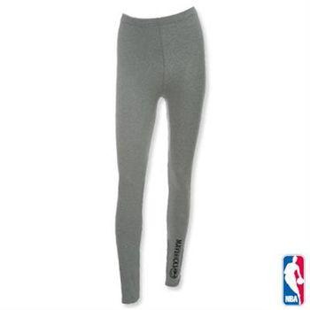 NBA-達拉斯小牛隊百搭內搭褲-麻灰(女)