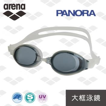 arena AGL-520 HD大框舒適休閒款PANORA系列泳鏡官方正品