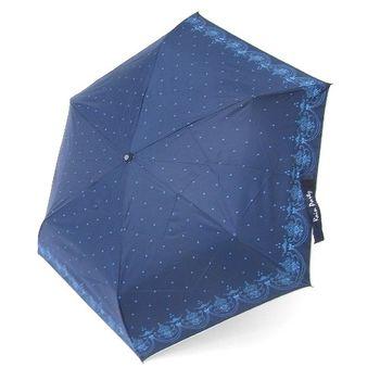 【好傘王】手開傘系_星空蕾絲傘(深藍)