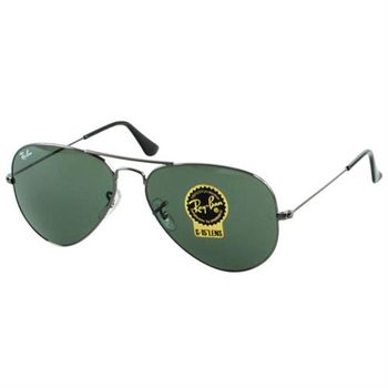 【Ray Ban雷朋】3025-W0879-58經典飛官太陽眼鏡#強化玻璃鏡片(#強化玻璃鏡片-小版)