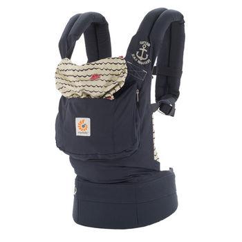 美國ERGObaby爾哥寶寶嬰童背帶-海錨水手(原創款)