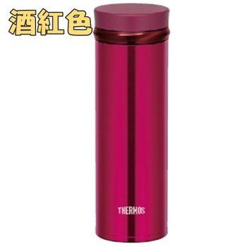膳魔師 【JNO-500-BGD】酒紅色 500ml 超輕量不銹鋼真空斷熱保溫瓶
