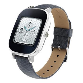 ASUS 華碩   ZenWatch 2 (小錶18mm) 悠遊卡快充進化版 有氧清新藍  WI502Q(BQC)-1LBEZ0001