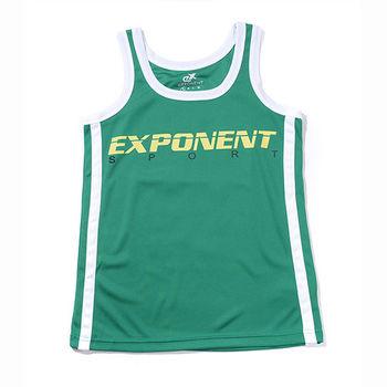 eXPONENT 運動透氣數字背心(綠) 124T0706