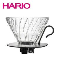 ~ HARIO~V60好握把 玻璃濾杯 4人份 ^#40 VDGN ^#45 02B ^#