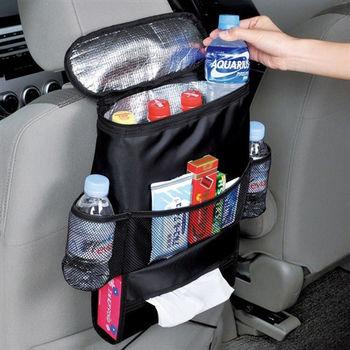 保溫保冷車用椅背收納袋