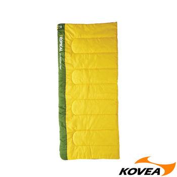 【韓國KOVEA露營戶外用品】泰皮克 1200中纖睡袋-信封