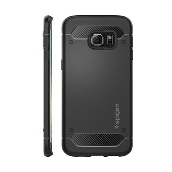【Spigen】SAMSUNG Galaxy S6 Edge+/ Edge Plus G928F Rugged 防震保護殼 (SGP)