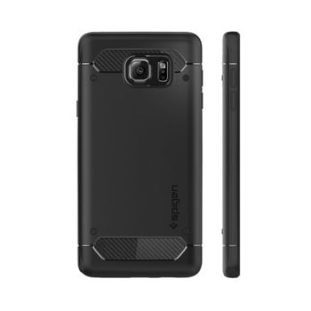 【Spigen】SAMSUNG Galaxy Note 5 N9200/N9208 Rugged 防震保護殼 (SGP)