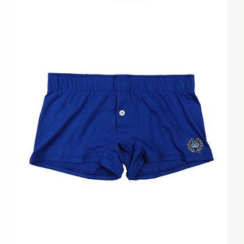 eXPONENT 大學生系列素面平口褲(皇家藍) E23P0116