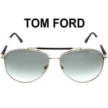 【TOM FORD太陽眼鏡】時尚質感墨鏡-男女皆可配戴(TF0378-14Q)