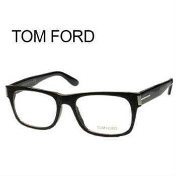 【TOM FORD光學眼鏡】時尚質感光學眼鏡-金屬邊#黑框(TF4274-050)