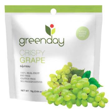 Greenday葡萄凍乾(12g/包) x10包