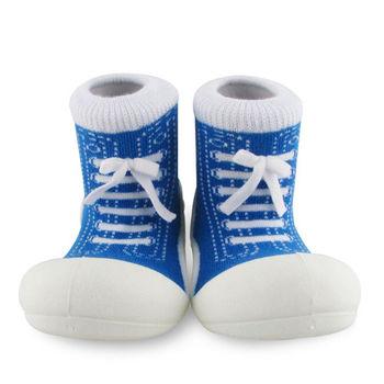 Attipas襪型學步鞋[真品平輸]-海軍藍