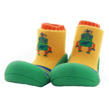 Attipas襪型學步鞋[真品平輸]-跳舞機器人